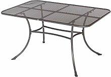 GARDENho.me Streckmetall Tisch BAKI Gartentisch