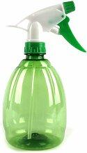 GardeningWill Pflanzsack transparent Spritzen Flasche Garten Zubehör Spray Wasser Flasche
