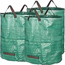 GardenMate® 3x Gartensack 272l aus robustem
