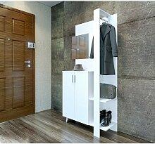 Garderobe Boothbay 17 Stories