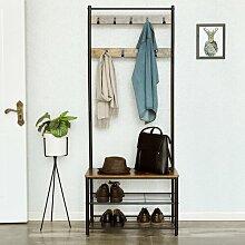 Garderobe Carmen Zipcode Design