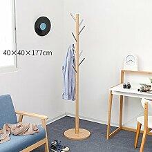 Garderobe Europäische Stil Racks des Wohnzimmers Leben in einem einfachen Mantel Kleiderbügel ( design : B )