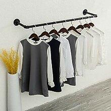 Garderobe Garderobe aus Schmiedeeisen, Vintage
