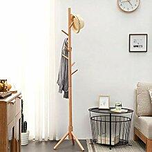 Garderobe Garderobe Massivholzbaum Kleiderständer