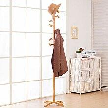 Garderobe Garderobe Ständer Massivholz Garderobe