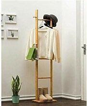 Garderobe Kleiderständer Kleiderbügel mit 4