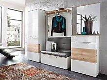 Garderobe Komplettset Garderobenschränke