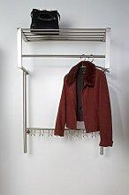 Garderobe Modern Metall Rechteckig