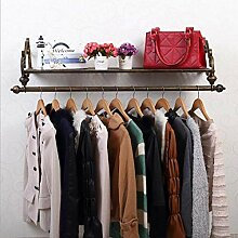Garderobe Multifunctiona Massivholzregal