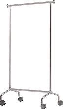 Garderobe Rexite Nox Vesta 120 cm auf Rollen