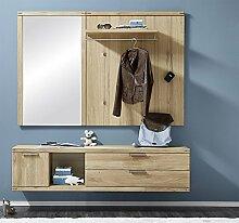 Garderobe, Set, Garderobenschrank, Flurgarderobe,
