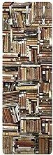 Garderobe - Shabby Bücherwand, 139cm x 46cm