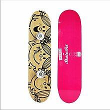 Garderobe Skate Frau & Mrs–60x 15cm–Pink