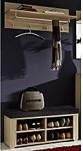 Garderoben Set POINTX258 (2-tlg)