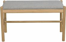 Garderobenbank Levinson aus Holz