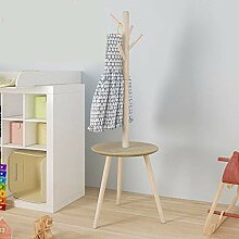 Garderobenleiste Kindergarderobe aus Holz,