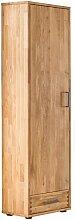 Garderobenschrank aus Eiche Massivholz einer