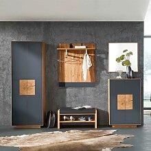 Garderobenset Mit Sitzbank Günstig Online Kaufen Lionshome