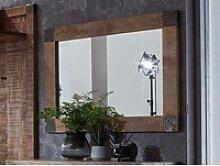 Garderobenspiegel Vito Curl(BHT 90x65x3 cm) vito