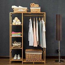 Garderobenständer aus Holz, Garderobenständer,