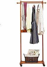 Garderobenständer Garderobe , Massivholz