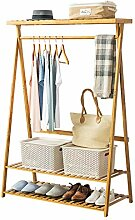 Garderobenständer Holz Garderobe, Anti-Korrosion