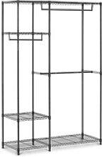 Garderobenständer Metall - 120 x 45 x 179,5 cm -