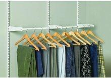 Garderobenstange ShelfTrack