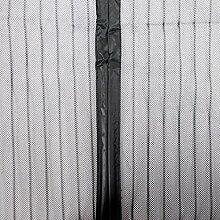 Gardigo Insektenschutzgitter mit Magnetverschluss 220 x 100 cm, Fliegengitter, Magnetvorhang
