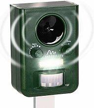 Gardigo Tiervertreiber Ultraschall Solar  