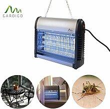 Gardigo UV-Fluginsektenvernichter Profi 70 m², Insektenvernichter, Insektenlampe, Mückenlampe, Mückenvernichter, Insektenschutz
