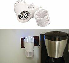 Gardigo UV-Insektenfänger mit Ventilator-Ansaugtechnik, Insektenschutz, Insektenvernichter, Mückenschutz