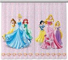 Gardine Cesar, halbtransparent Disney Princess