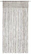 Gardine LaSalle (1 Stück), transparent