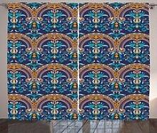 Gardine Schlafzimmer Kräuselband Vorhang mit