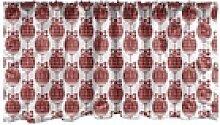 Gardine Vorhang Volant für Küche Schlafzimmer
