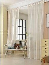 Gardine, Woltu, Vorhang mit