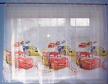 Gardinen CARS Teil 150B x 150L Kinderzimmer