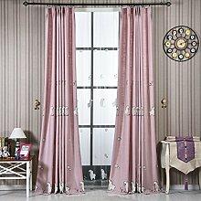 Gardinen,Einfachen Kinder Zimmer grüne Vorhänge