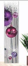 gardinen-for-life Flächenvorhang Weihnachten