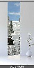 gardinen-for-life Schiebevorhang 300 cm