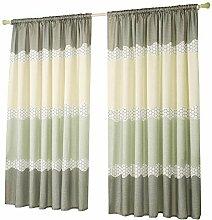 Gardinen für Fenster, elegant, durchsichtig,