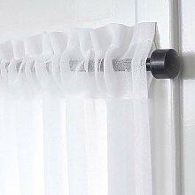 Gardinen für Küchenfenster, elegante