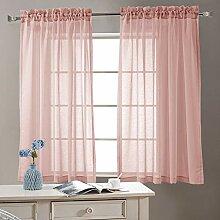 Gardinen für Wohnzimmer Fenster Curtians 160 cm