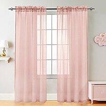 Gardinen für Wohnzimmer Fenster Curtians 213 cm