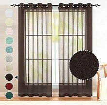 Gardinen für Wohnzimmer, Schlafzimmer,