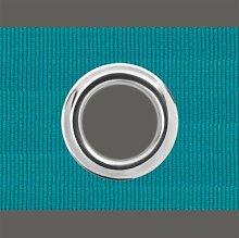 Gardinen Ösenband - zum annähen (60 mm, türkis)