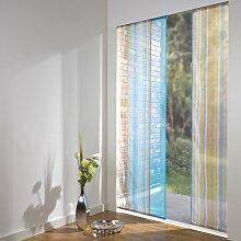 Gardinen-Set mit Klettband Ebern Designs Farbe: