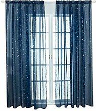 Gardinen Vorhänge Transparent Für Schiene,
