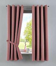 Gardinenbox Vorhänge Blickdicht »Newyork«